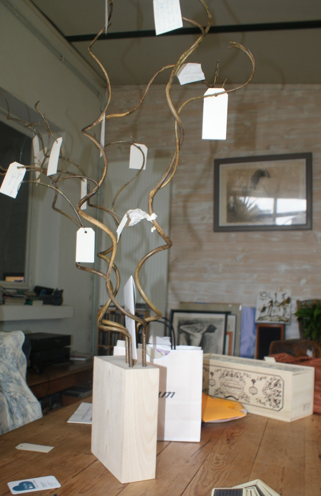 Communiqu de presse l 39 arbre voeux en livre d 39 or - L arbre a souhait ...