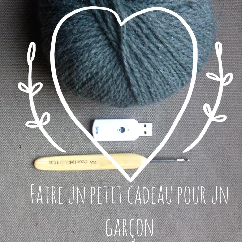 Un petit cadeau DIY pour un garçon / Chouettekit.fr