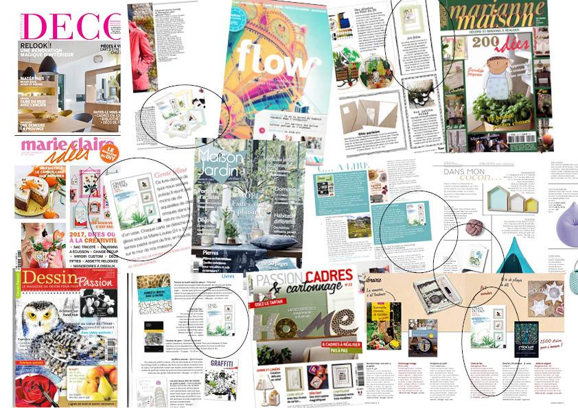 Actualit s revue de presse decor express for Revue de decoration