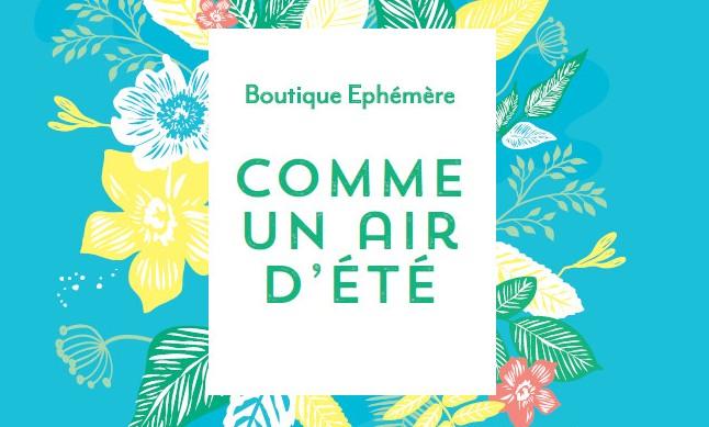 visuel NON DEFINITF Team Petit Paris - Comme un air d'été