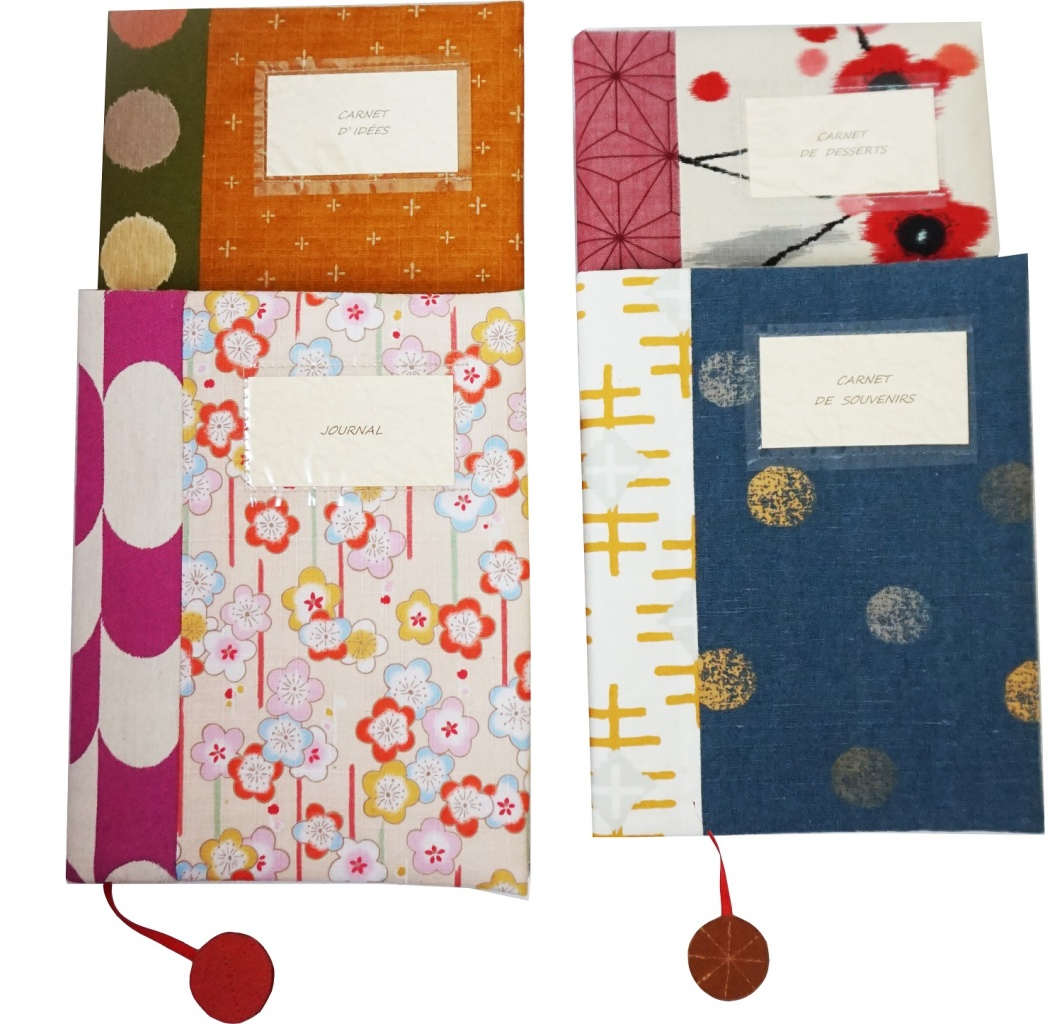 4 cahiers Lilou Swann détourés 2