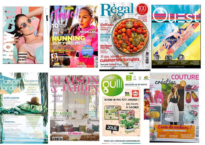 Publications ETE 20172