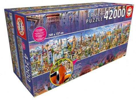 EDUCA 42000 piezas -caja-