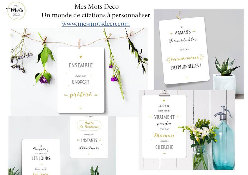 Look book - Au monde des citations