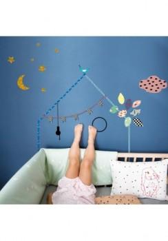 Sticker Mural 6