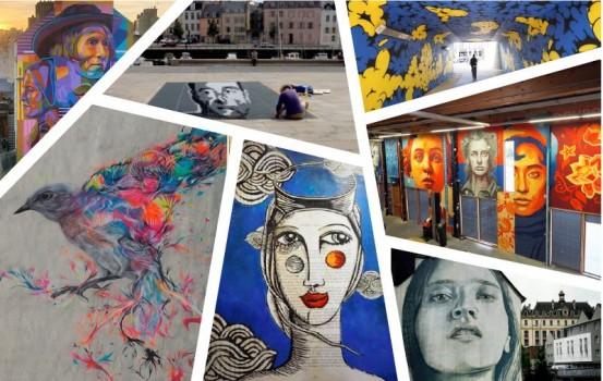 L art prend l Rue