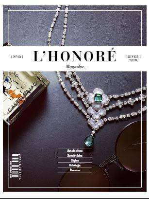 L Honoré Magazine Couv