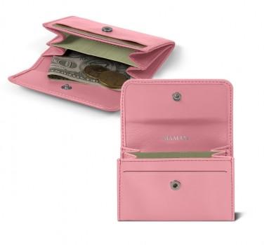 porte-monnaie-dame-rose-cuir-lisse-2