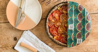 Cosse L - Tarte Tomate