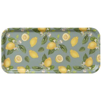 Bakke citron forside