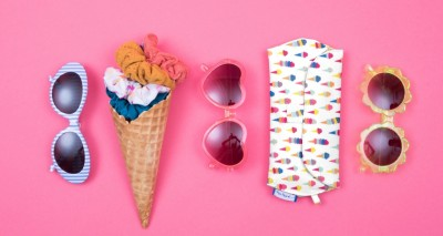 Etui à lunette + glace mise en situation 4 ice cream
