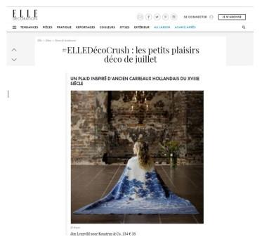 Koustrup Elle.fr