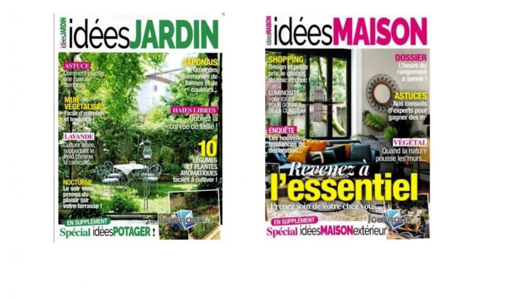 IDEES Jardin et Maison